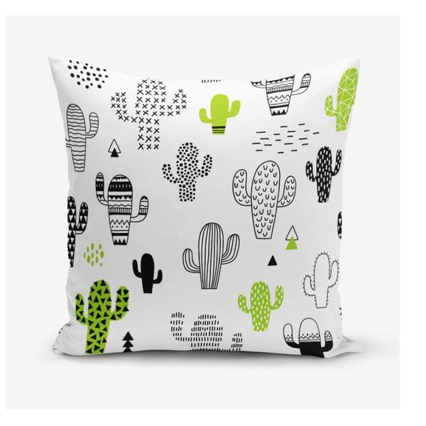 Povlak na polštář s příměsí bavlny Minimalist Cushion Covers Sahara, 45 x 45 cm