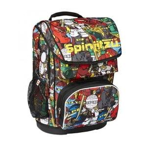 Školní batoh s taštičkou LEGO® Ninjago Comic Optimo