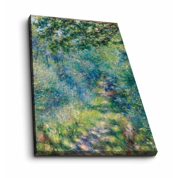 Reprodukcja obrazu na płótnie Pierre Auguste Renoir, 45x70 cm