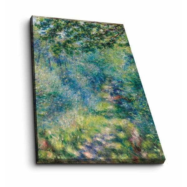 Fali vászon kép Pierre Auguste Renoir másolat, 45 x 70 cm
