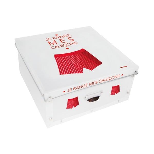 Krabice na spodní prádlo Me Caleçons