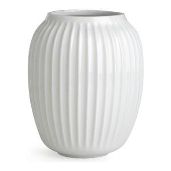 Vază mare Kähler Design Hammershoi, alb