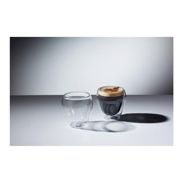 Dvě malé sklenky Kitchen Craft Le'Xpress, 250 ml