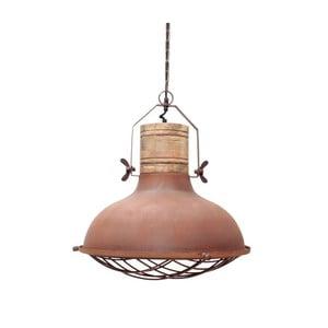 Kovové stropní svítidlo LABEL51 Grid, ⌀34cm