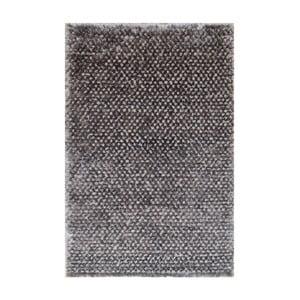 Ručně tkaný koberec Bakero Dessert Graphite, 80x150cm