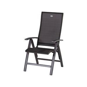 Černá zahradní židle Hartman Valentino