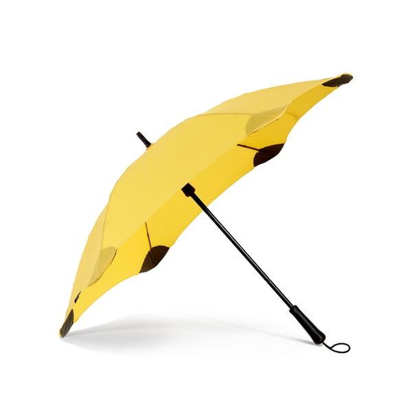 Vysoce odolný deštník Blunt Lite 110 cm, žlutý