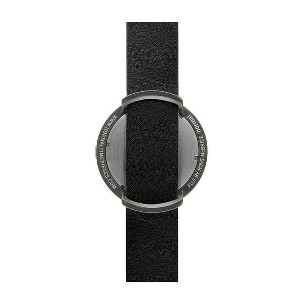Hodinky Black Fuji Grey Nylon, 43 mm