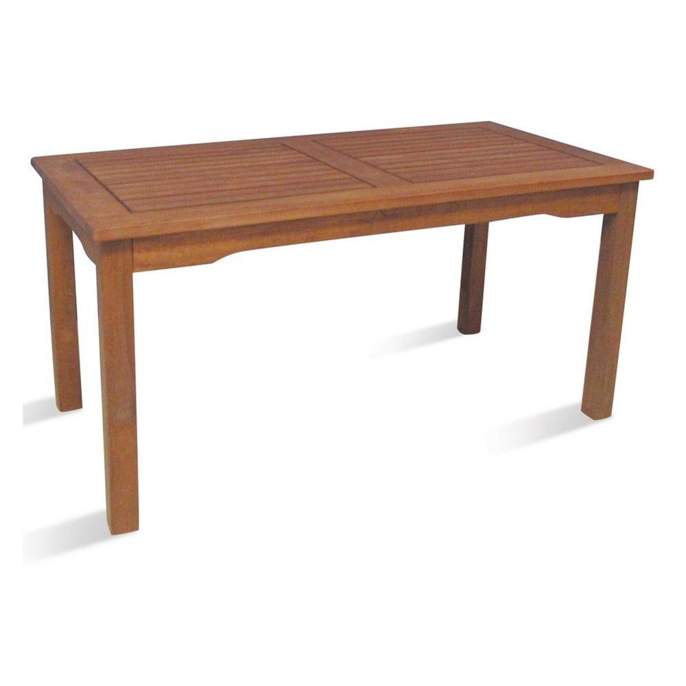 Venkovní stůl z eukalyptového dřeva Crido Consulting Panda