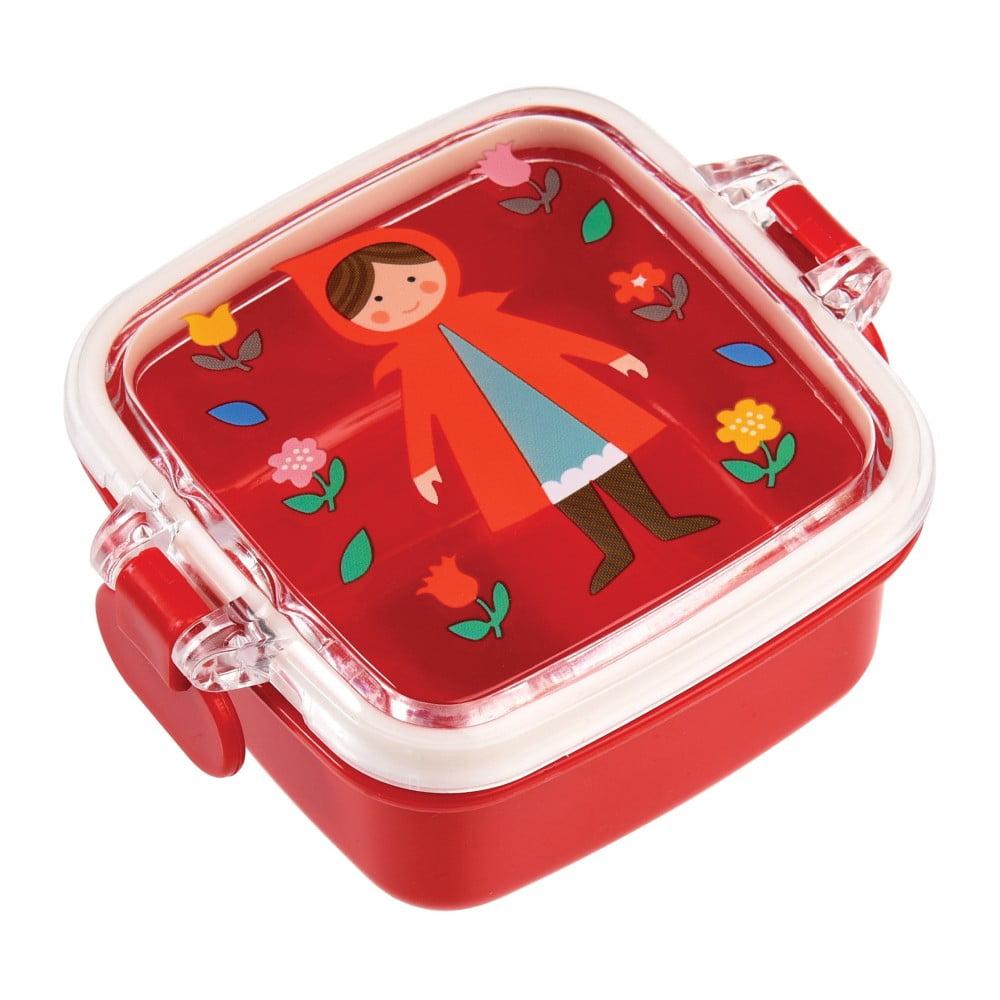 Svačinový mini box s motivem Červené Karkulky Rex London Red Riding Hood