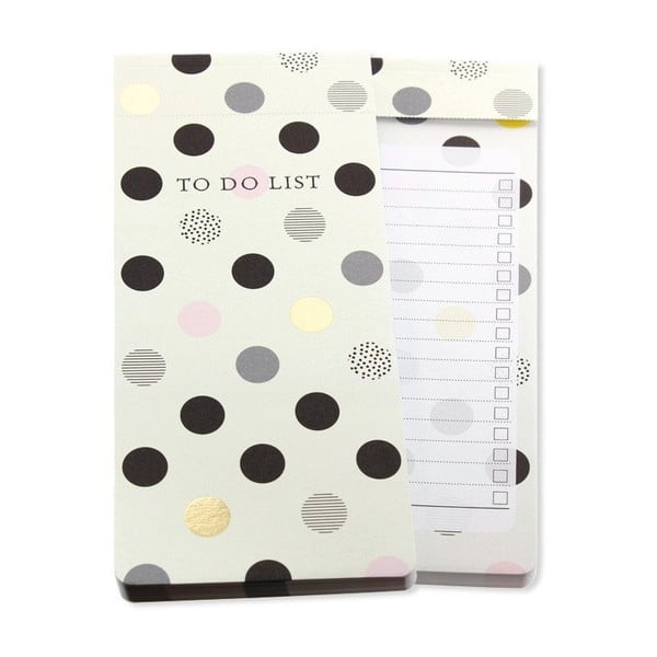 To Do List Go Stationery Candy