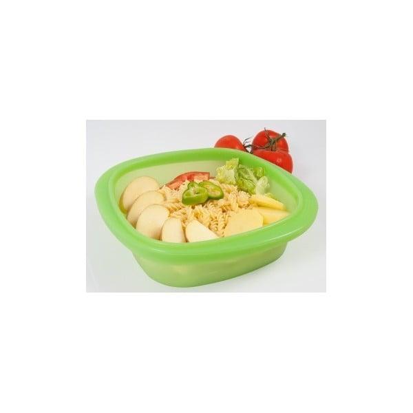 Silikonová nádoba Pinfi, 2,5 litru, zelená