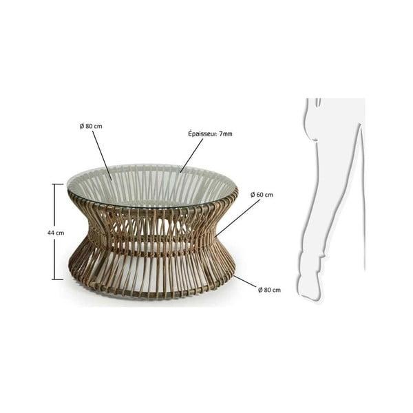Kávový stolek Aupap