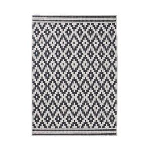 Covor Think Rugs Cottage 160 x 220 cm, negru