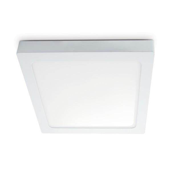 LED bílé stropní svítidlo Kobi Sigaro, šířka30cm