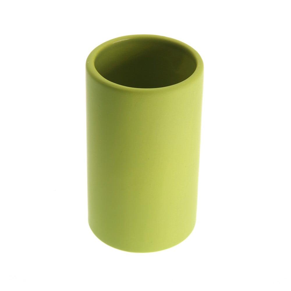 Zelený kelímek na kartáčky Versa Clargo