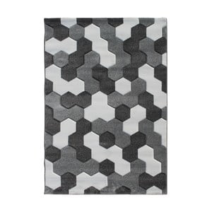 Šedohnědý koberec Tomasucci Mosaiko, 160x230cm