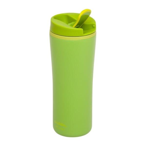 Zelený termohrnek Aladdin eCycle Flip-Seal™,350ml