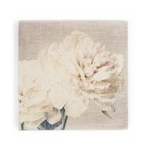 Tablou Graham & Brown Cream Petals, 60 x 60 cm