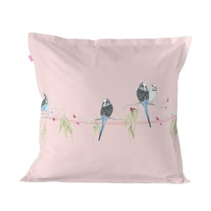Bavlněný povlak na polštář Happy Friday Pillow Cover Parakeet,60x60cm