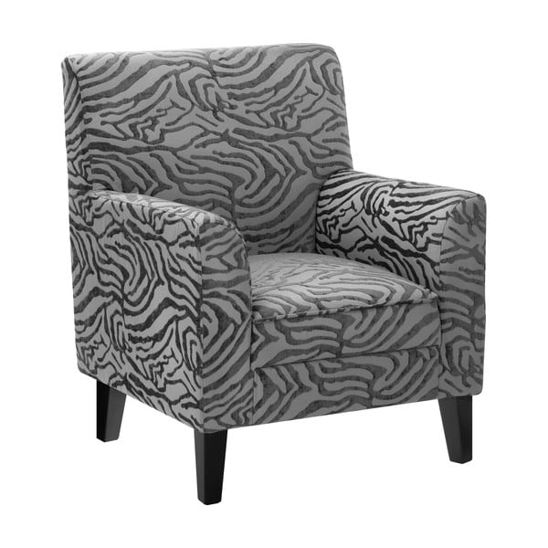 Křeslo Luxe Grey