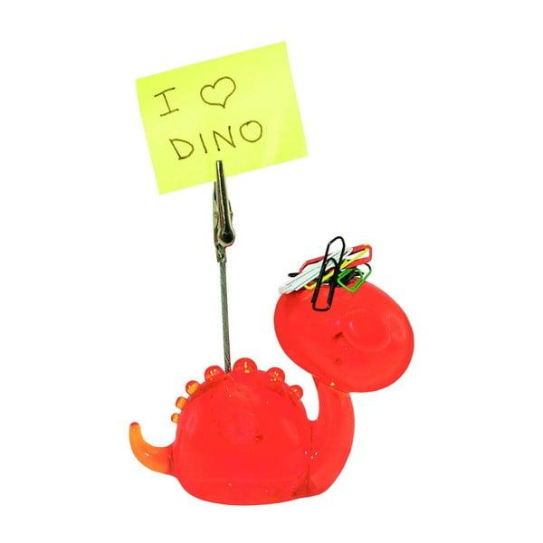 Stojánek na fotky a vzkazy Dinosaur