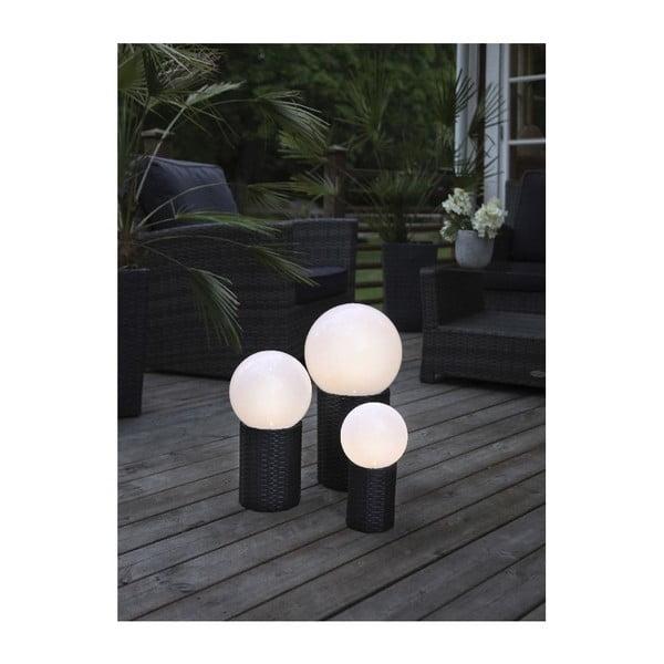 Zahradní solární LED světlo Best Season Los Globes