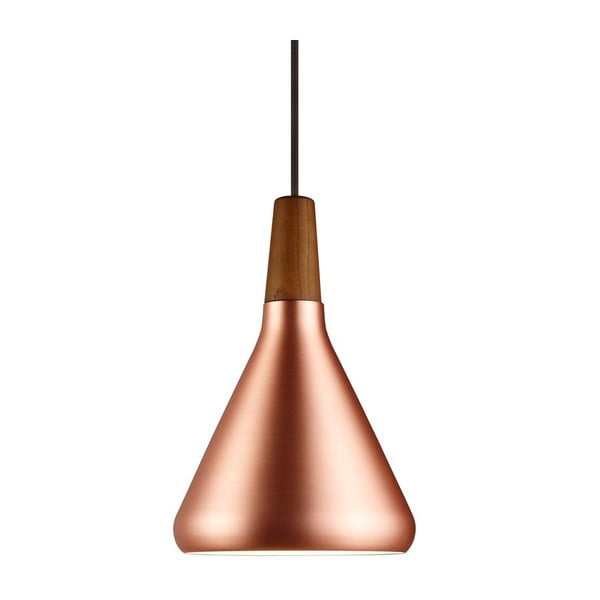 Měděné závěsné svítidlo Nordlux Float