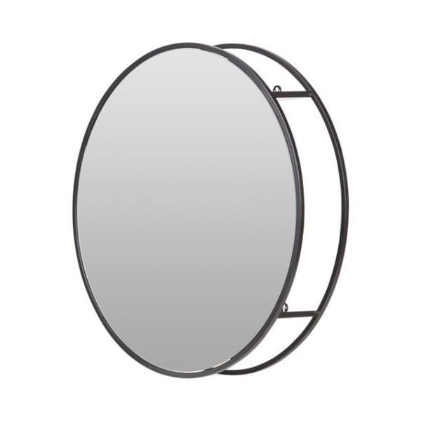 Okrúhle zrkadlo WOOOD Olivia