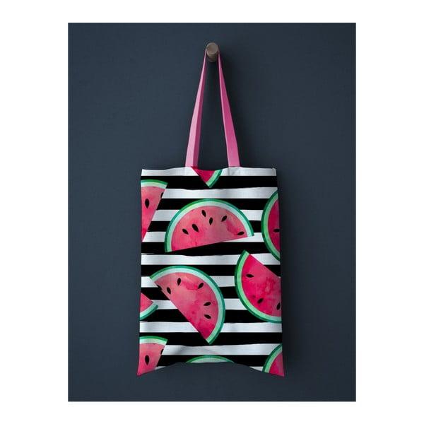 Plážová taška Kate Louise Watermelon