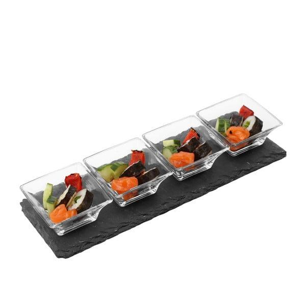 Břidlicový servírovací set Premier Housewares Bowls