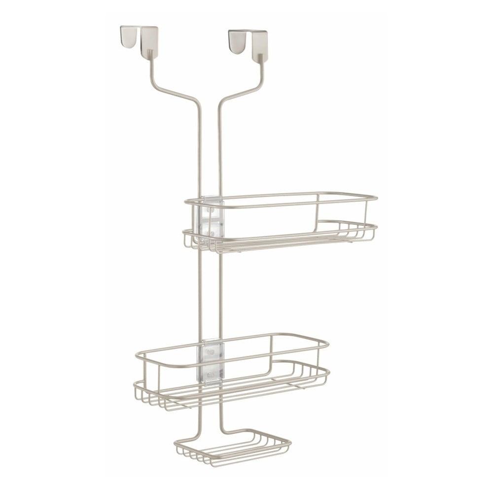 Závěsné poličky na dveře do koupelny iDesign Linea