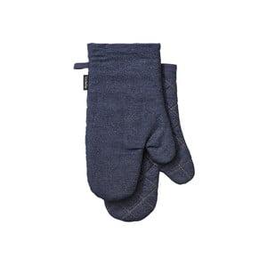 Set 2 mănuși de bucătărie Denim Blue