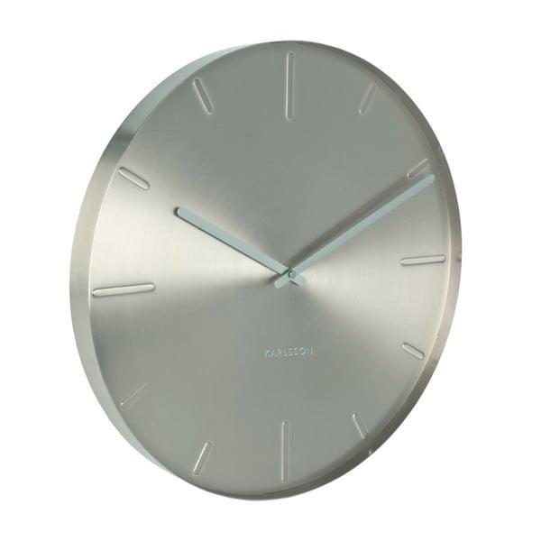 Stříbrné hodiny Present Time Belt