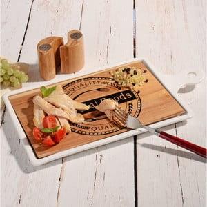 Bambusové servírovací prkénko Special Foods