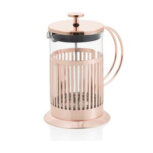 French press Brandani Rose Gold, 600 ml