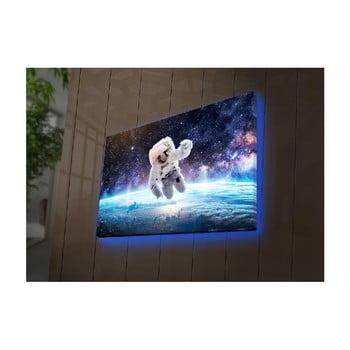 Tablou cu LED-uri Owen, 70 x 45 cm