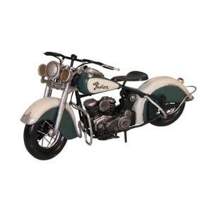 Dekorativní objekt Antic Line Green Motor