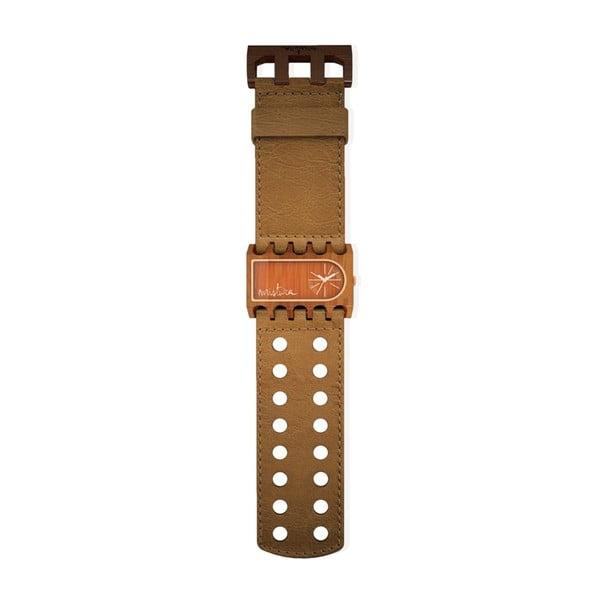Hodinky Ferro Brown/Bamboo