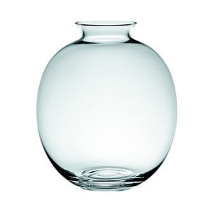 Váza April Transparent, 26,5 cm
