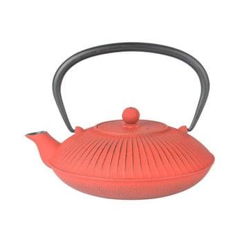 Ceainic din fier Bambum Mate, 1150 ml, roșu de la Bambum