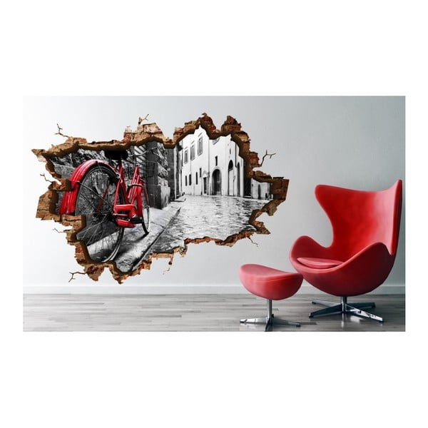 Nástěnná samolepka 3D Art Ilse, 135x90cm