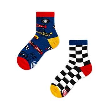 Șosete pentru copii Many Mornings Formula Racing,măr.27–30