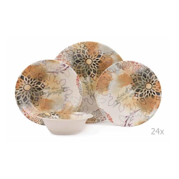Luminaro 24 db-os porcelán étkészlet - Kutahya