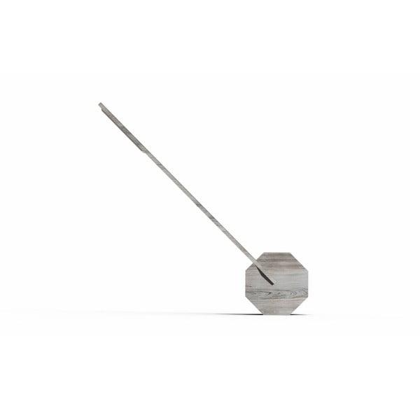 Marmurowa lampa stołowa Gingko Octagon