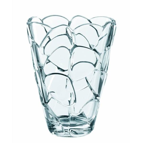 Váza z křišťálového skla Nachtmann Petals, výška 22 cm