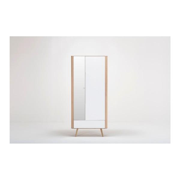 Ena tölgyfa ruhásszekrény - Gazzda