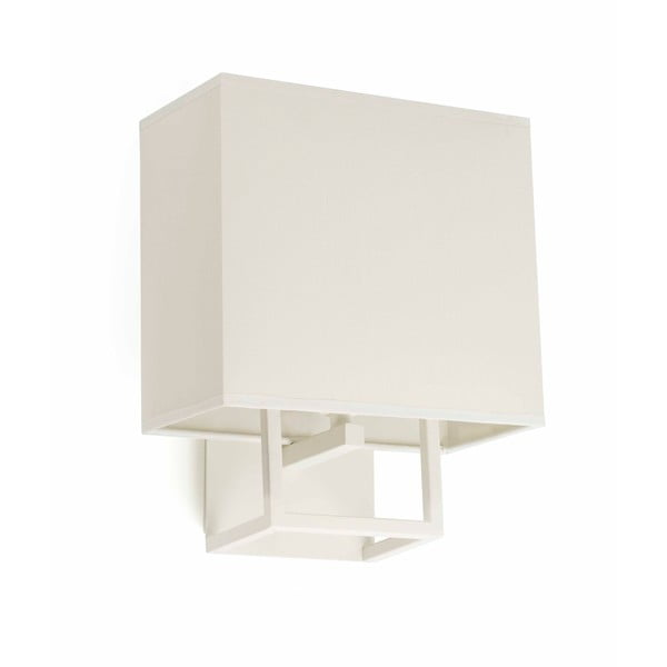 Nástěnné světlo Vesper Bianco