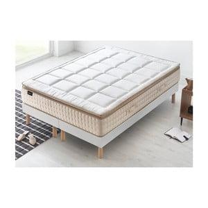 Dvoulůžková postel s matrací Bobochic Paris Cashmere,90x200cm+90+200cm