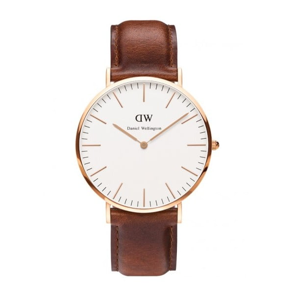 Hodinky Classic St. Andrews Rose Gold, 40 mm